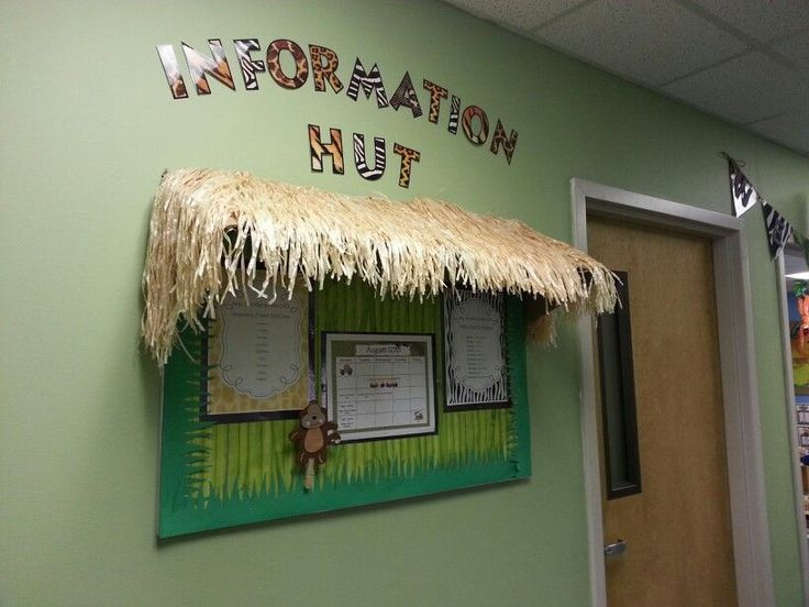 25 Best Ideas About Jungle Theme Classroom On Pinterest