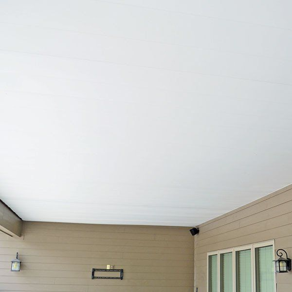 Underdeck Panel By Zip Up White Paneling Building A Deck Deck Building Plans