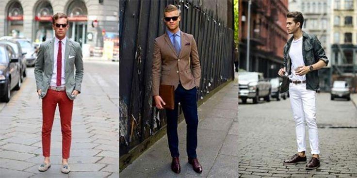Confira sete dicas fundamentais de moda masculina para homens magros.