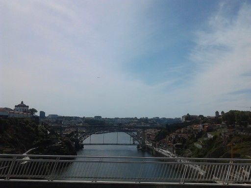 Crossing the Douro, Porto