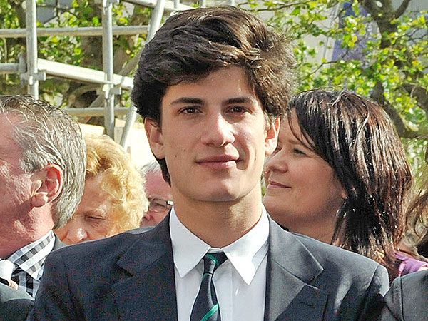Twenty-year-old Schlossberg has recently received attention for his resemblance to his late uncle John F. Kennedy Jr. JFK's only grandson graduated from the Collegiate School New York as valedictorian and is currently attending Yale. He also made news as an eighth-grader for co-founding ReLight New York, a project which raised money to provide affordable lighting for low-income housing