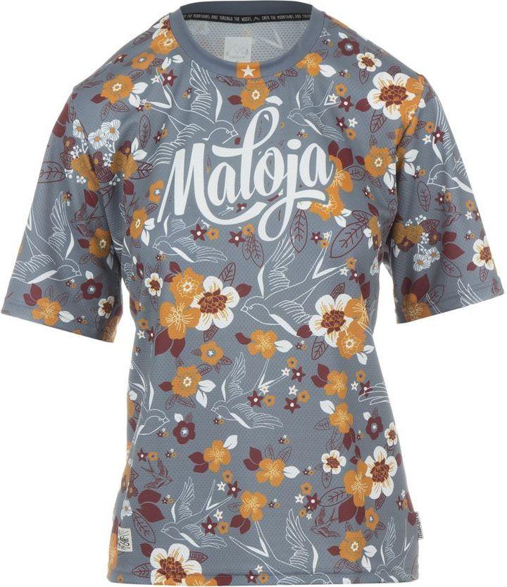 Maloja DoveM. FR 1/2 Jersey - Short-Sleeve