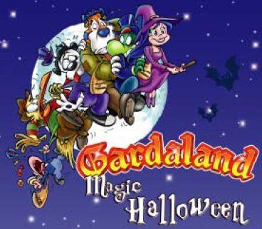 Gardaland Magic Halloween e gli amici di Prezzemolo!