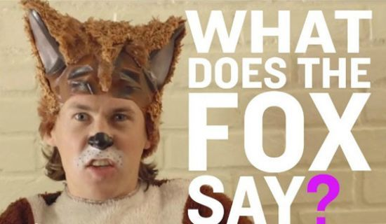 """Ylvis """"The Fox"""" What Does a Fox Say? But serious, what sound does a fox make? Now I'm curious!"""