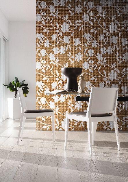Bisazza at Cersaie 2013 #texture #mosaic