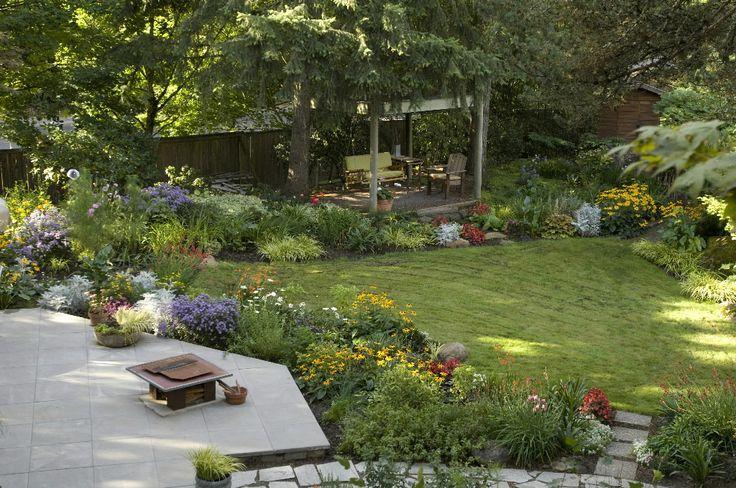 Unique Backyard Landscape Designs On A Budget Photographs