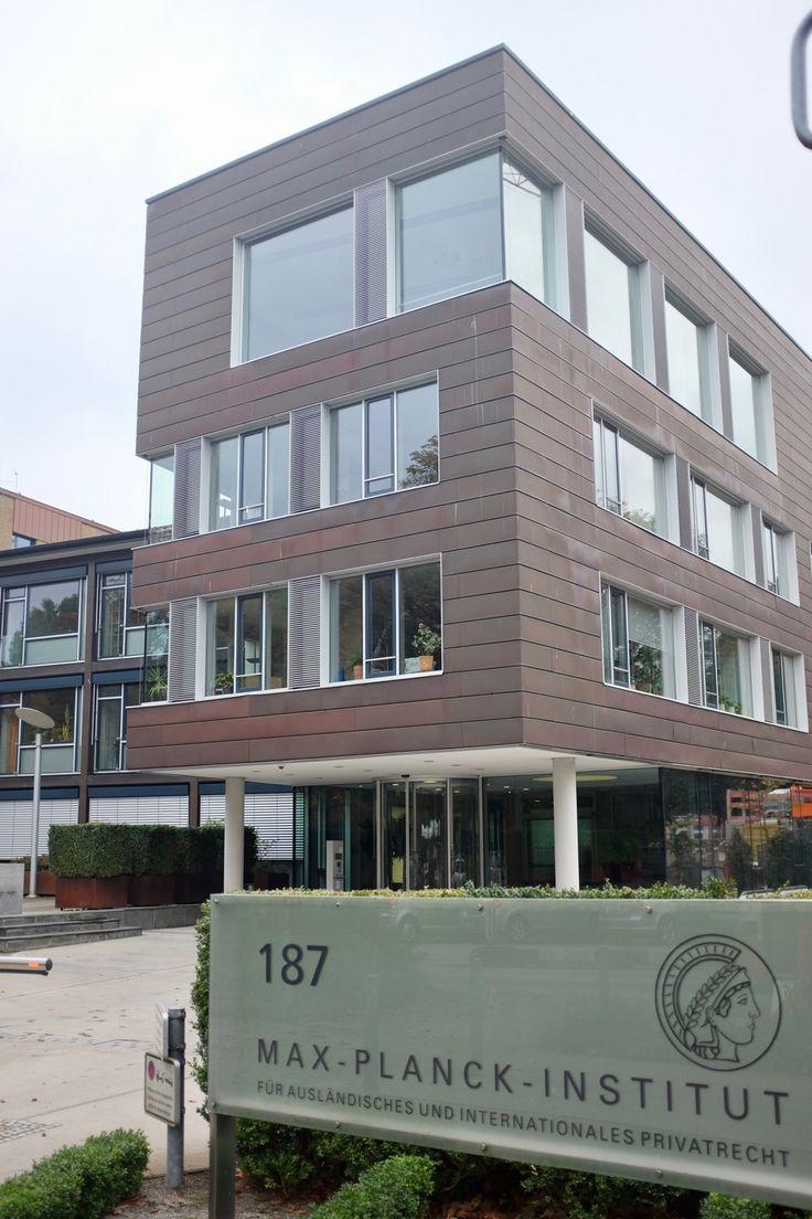 Hamburg-Rotherbaum: Max-Planck-Institut für ausländisches und internationales Privatrecht