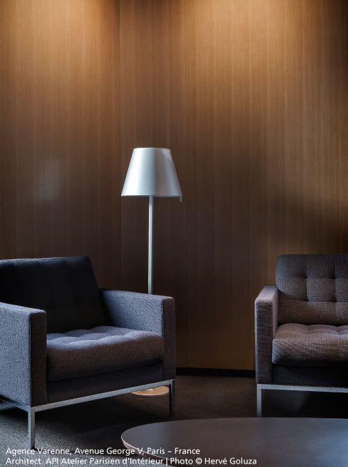 The ever so chic #Melampo terra ► http://bit.ly/1FAwogz #design Studio Adrien Gardère