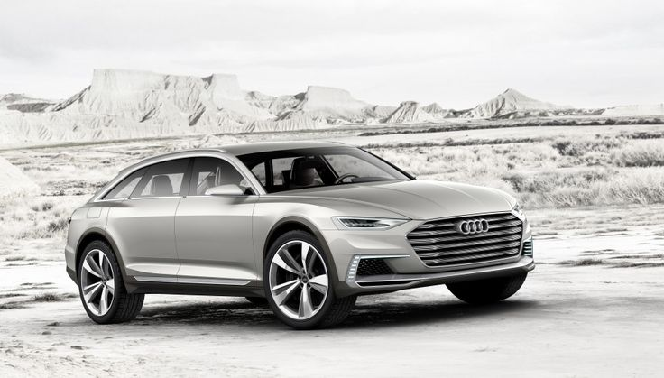 Confirmed: All-Electric, 310-Mile Audi Q6 e-tron Electric Crossover 'Sporty SUV' Coming in 2018 | Transport Evolved