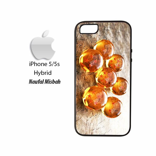 Dragon Ball Z iPhone 5/5s HYBRID Cover