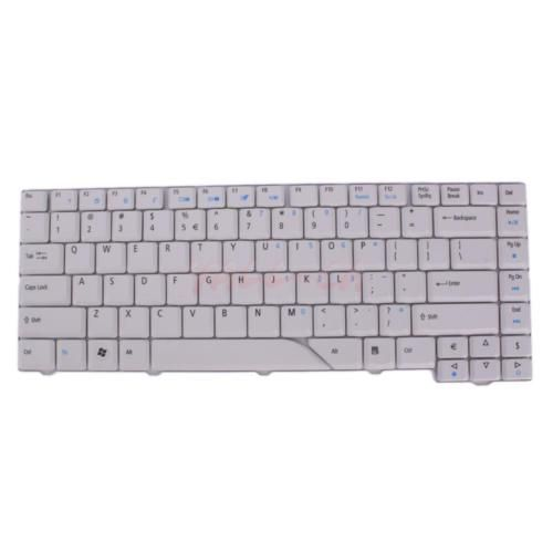New US Layout Keyboard for Acer Aspire 4720 4720G 4720Z 4520 4710 5315 White