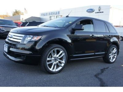 """2009 ford edge sport - Mistake...22"""" rims pain in the ass"""