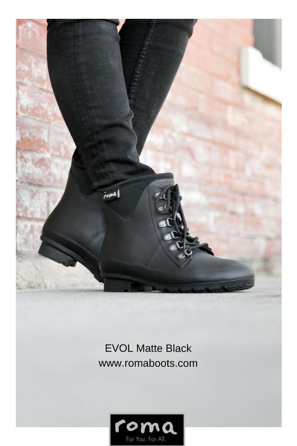 d11dd7c7e30 Needing a rain boot with an edgy and classy feel to it  Don t