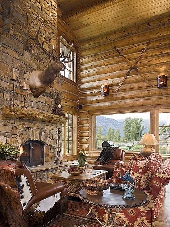 205 best images about western decor on pinterest for Country western living room ideas