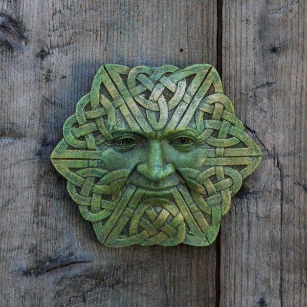 Green Woman Treasure Box