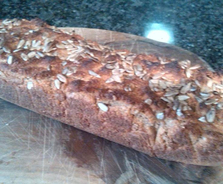 Rezept Dinkel-Kichererbsen-Brot von marsala72 - Rezept der Kategorie Brot &…