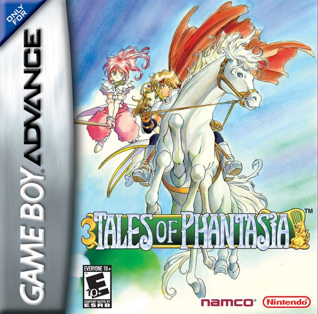 Gameboy Advance - Tales of Phantasia