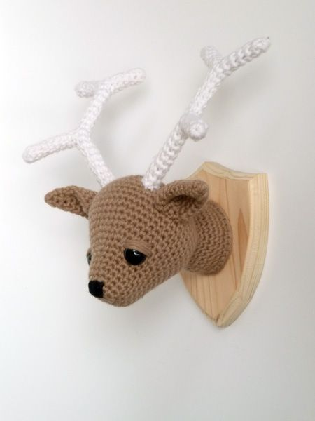MADE BY MAIKE - Deer Head