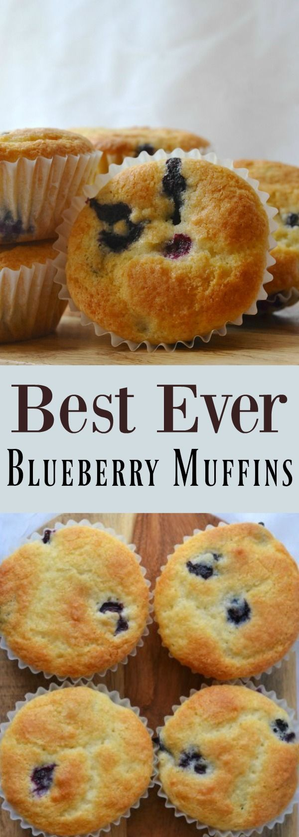 If your family loves summer road trips, these muffins make the perfect snack when travelling! They're sweet, tender and packed with berries, making them perfect for breakfast or a quick snack. Try baking them with Saskatoon berries for a special treat! #C