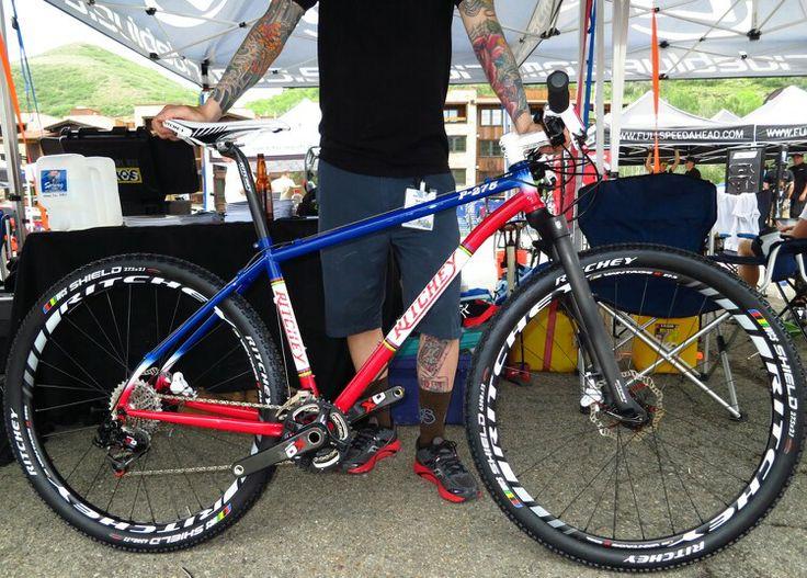 Ritchey 650b Mtb With Rigid Fork Nice Bikes