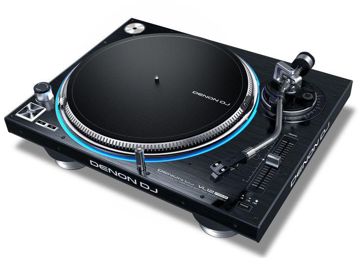 [NAMM] Platine vinyle Denon DJ VL12 Prime