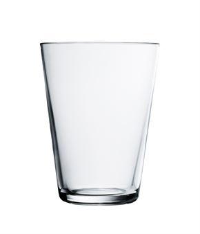 Kartio dricksglas 40 cl - klar 40 cl 2-pack - Iittala