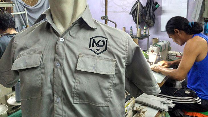 Jasa Konveksi Tangerang - Jasa Sablon | Konveksi | Tangsel | Jakarta |  Kemeja, Jaket, Sweater