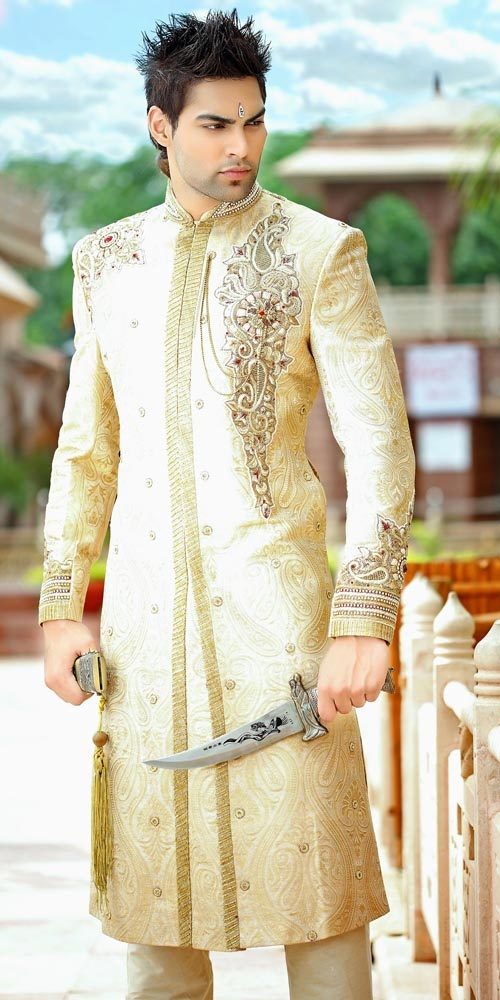 97 Best Indian Groom Wear Images On Pinterest