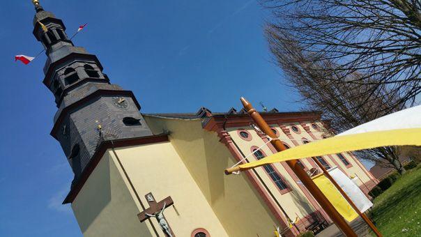 Kommunionsfotos in St. Katharina Stadtallendorf 2015
