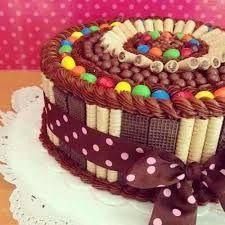 Tortas decoradas con golosinas buscar con google ni os for Tortas decoradas faciles