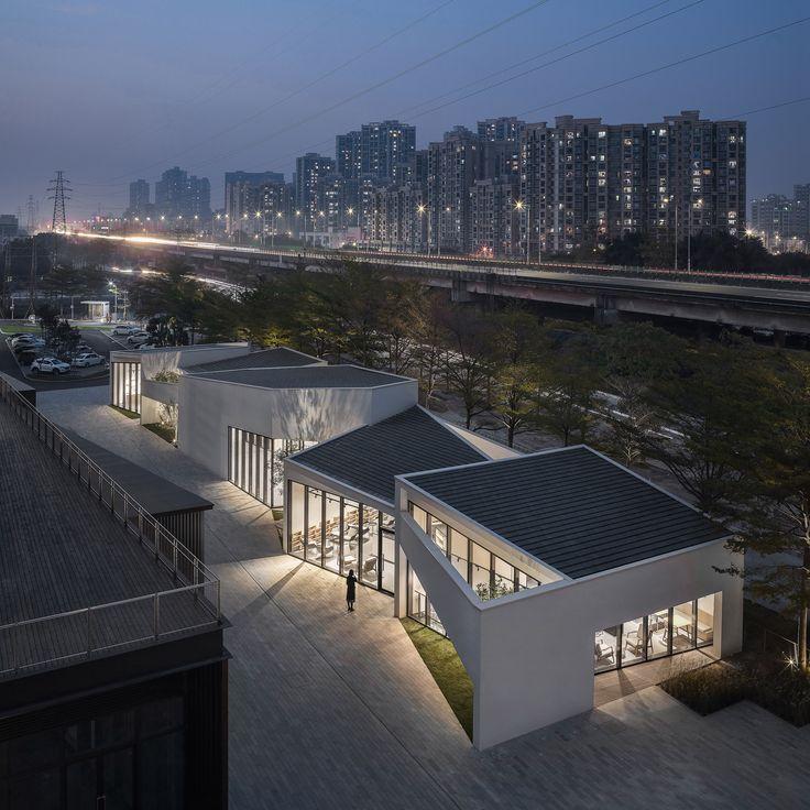Six interlocking concrete blocks form Living Art P…