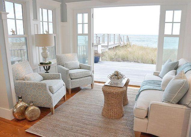 10 Enthralling Traditional Coastal Living Room Ideas Coastal