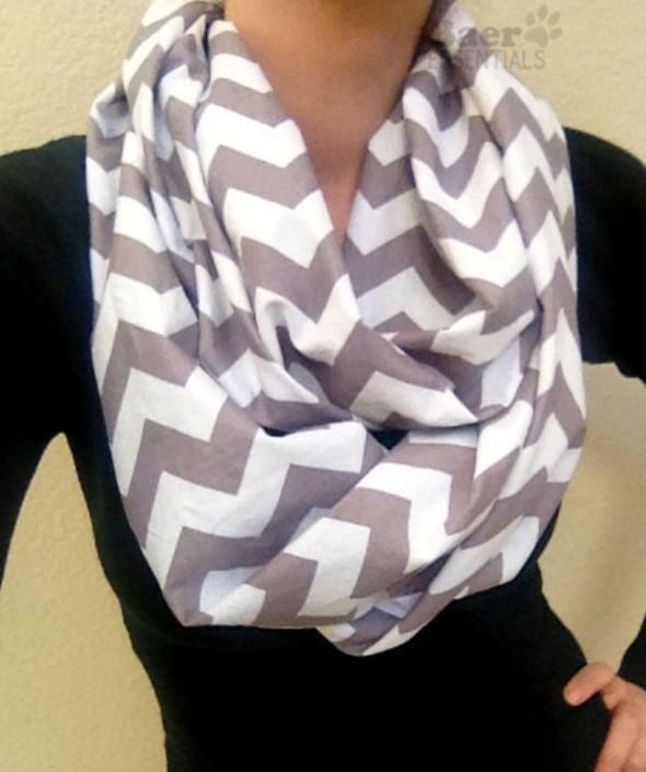 I love this patterned scarf monogram would make it better!!!!