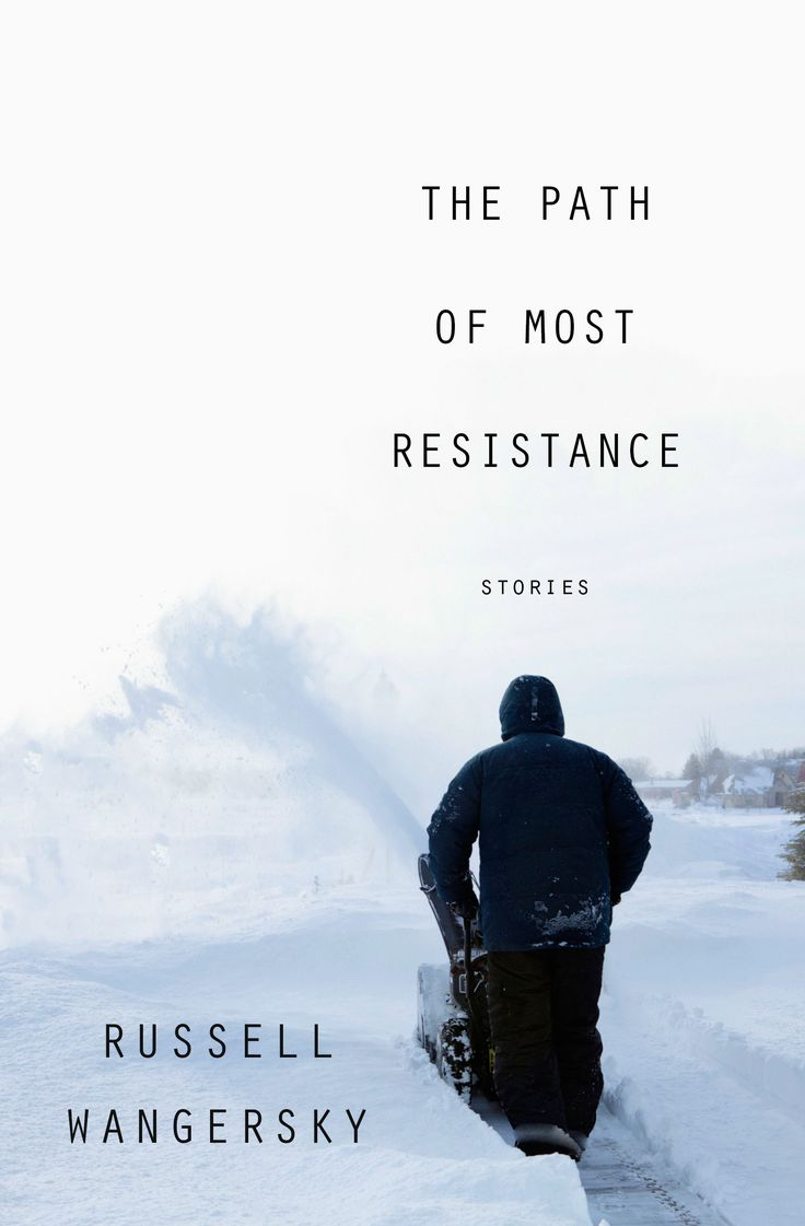 The Path of Most Resistance, by Russell Wangersky (Astoria/House of Anansi Press) http://houseofanansi.com/products/the-path-of-most-resistance
