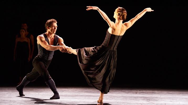 West Australian Ballet and Sydney Theatre - NEON LIGHTS. 17 Oct - 21 Oct 2012.