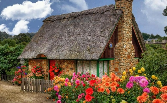 17 best images about carmel storybook cottages on for Piani di casa cottage storybook