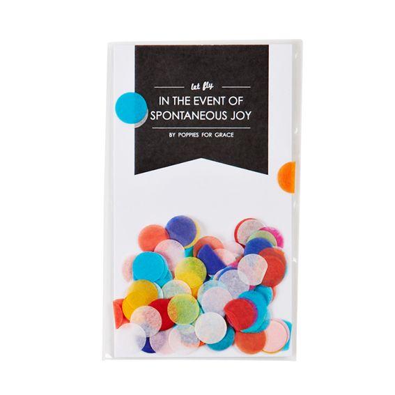 Joy Confetti - Shop