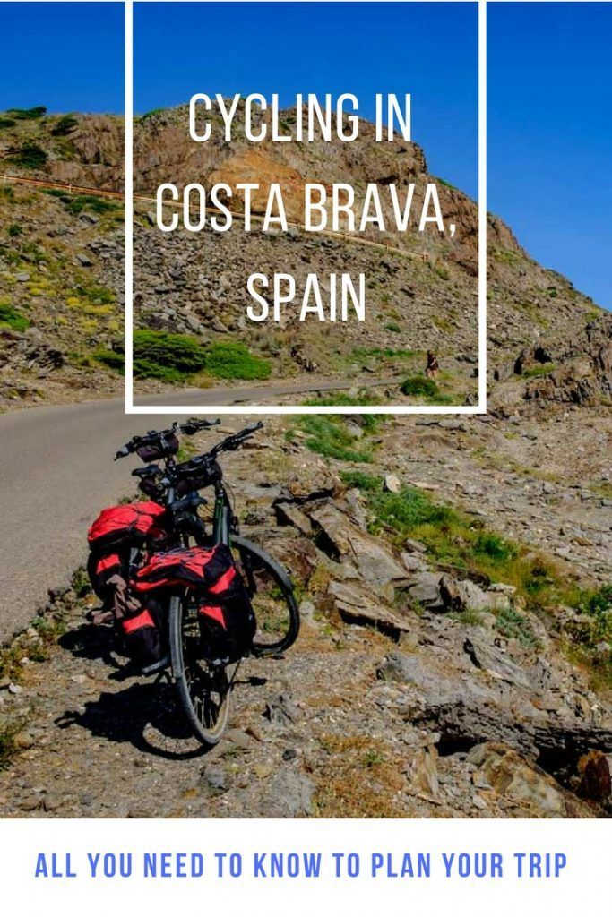 Cycling in Costa Brava: All You Need To Know To Plan Your Trip & VIDEO  #Spain #cycling