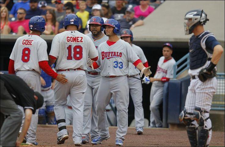 Buffalo Bisons Team Photo   Minor League Baseball   Pinterest