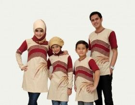Jual Baju Couple Muslim Online SKG-07 | Pin 5A7A9749