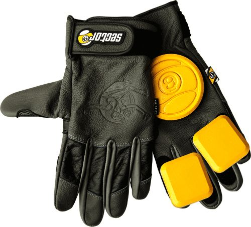 Sector 9 Suregon Slider Longboard Gloves