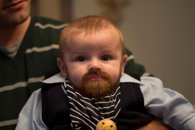 Baby Beard. See More Epic Beards @ http://www.buzzfeed.com/duckdynasty/32-of-the-most-epic-beards-ever-7d62