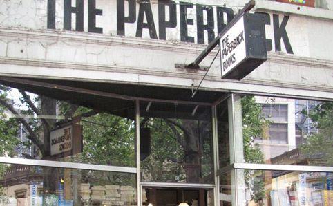 The Paperback Bookshop