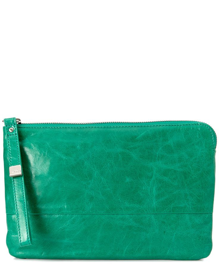 Hobo The Original Joann Leather Wristlet is on Rue. Shop it now.