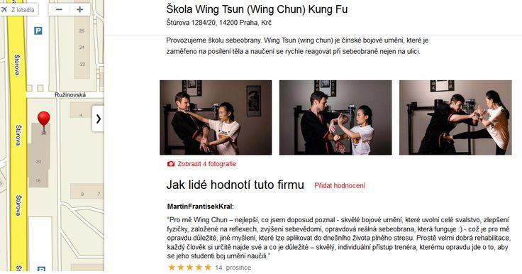 http://www.firmy.cz/detail/12910623-skola-wing-tsun-wing-chun-kung-fu-praha-krc.html - Naše škola Wing Chun Kung Fu na Firmách na stránkách Seznamu...