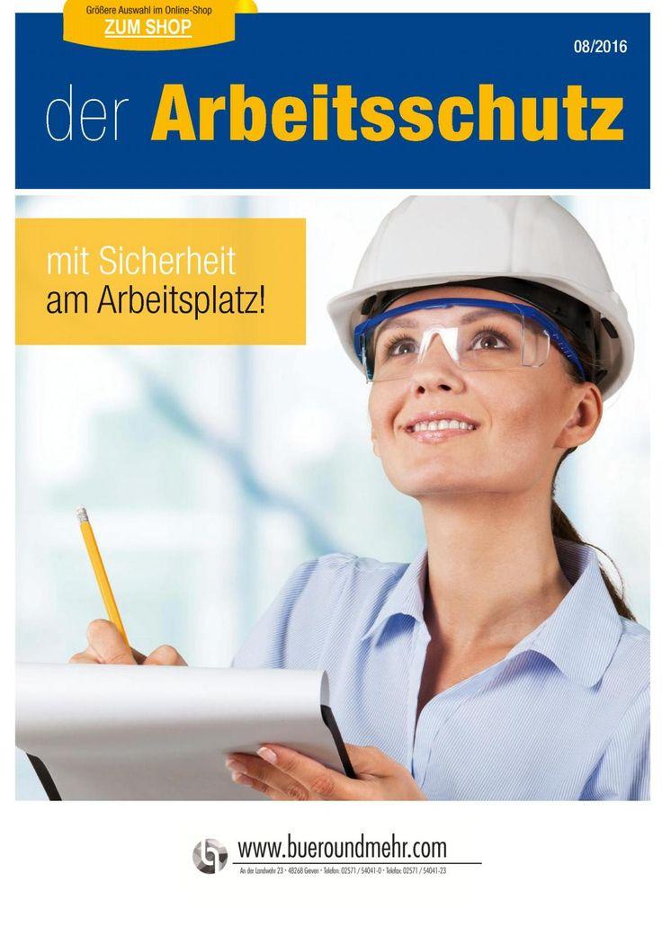 der arbeitsschutz 2016 www.btsbalzer.de www.bueroundmehr.com