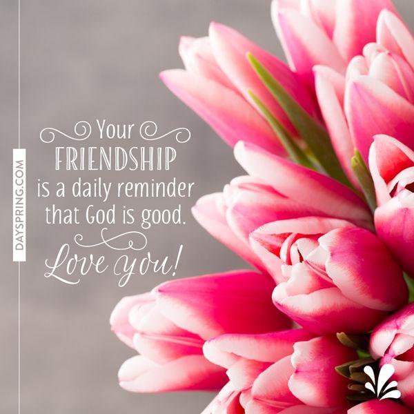 Spiritual Friendship Sayings
