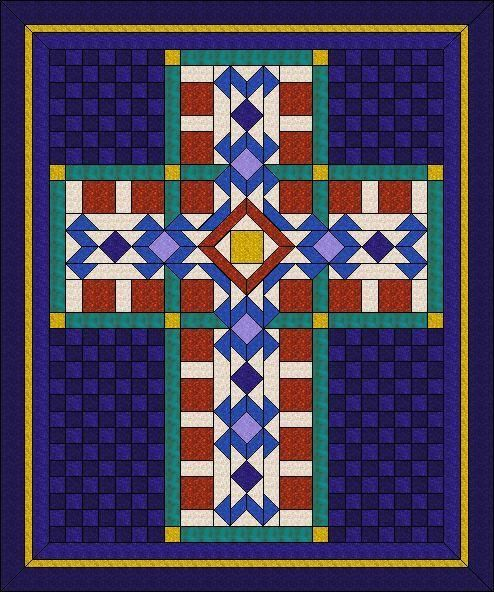 Christian Cross Pattern 1000+ images about Cro...