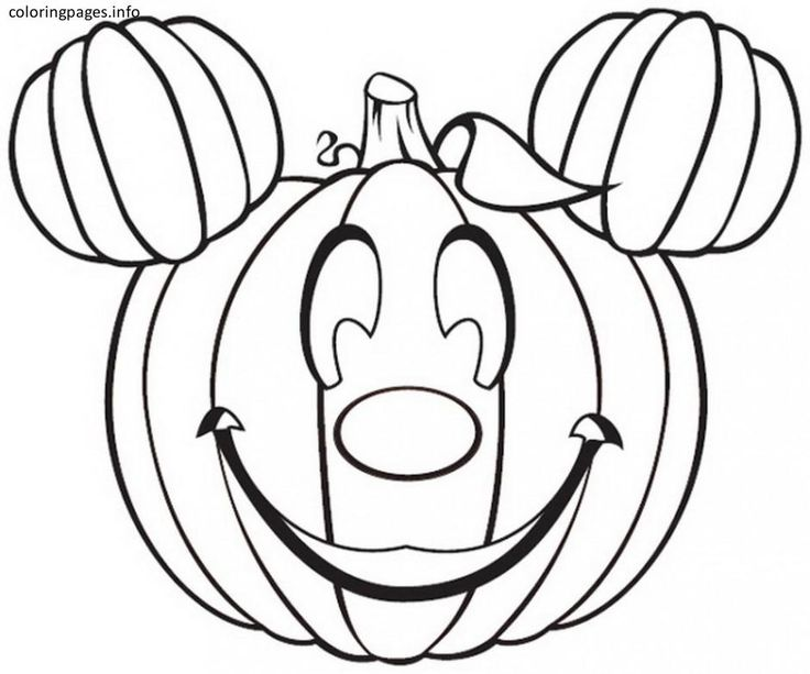 mickey ears coloring pages - photo#21