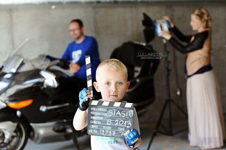family photography   movie set